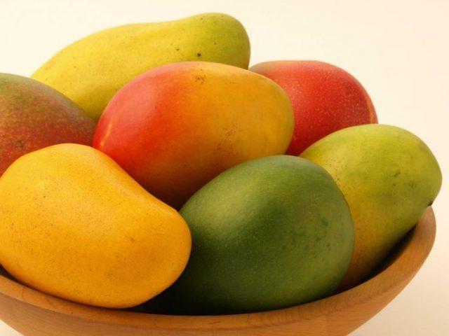 Skin care with mango