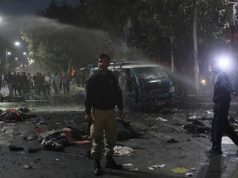 26 killed in police suicide attack in Lahore