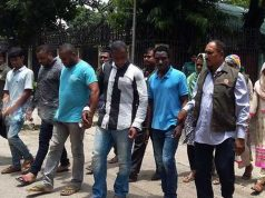 4 Nigerians, including 9 human trafficking detainees
