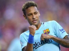 Barca is moving ahead of Neymar's goal