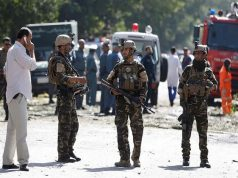 Car bomb killed in Kabul 35 killed