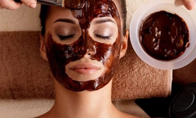 Chocolate for skin