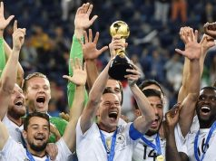 Confederations Cup Crown to Germany