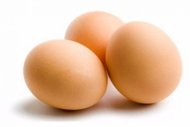 Eggs for good health