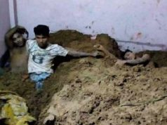 Four people died on the hills of Cox's Bazar