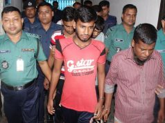 Killing four children in Habiganj