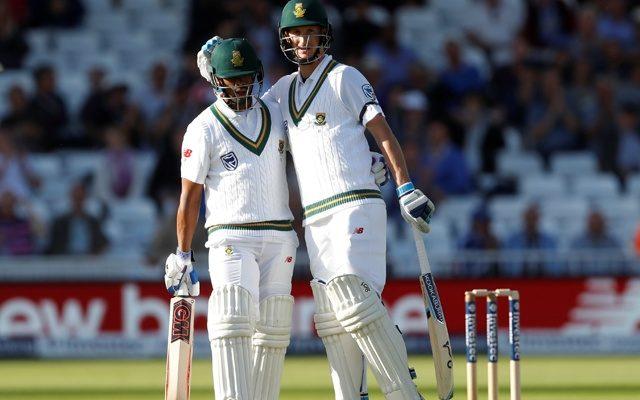 Philander-Maris bat moving ahead S.Africa