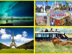 The world's 10 famous sights