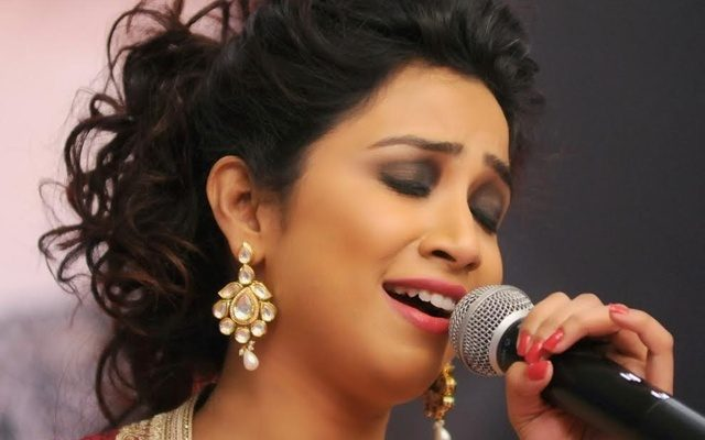 shreya-ghoshal-music album