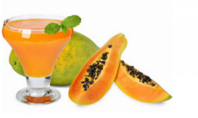 skin care-papaya-honey