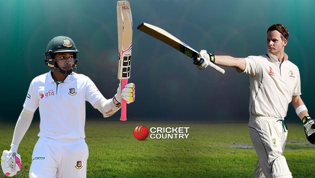 Bangladesh-Australia Test Series Today