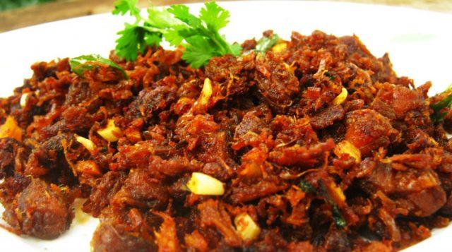 Beef-masala