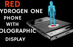 Holographic Display Smartphone - Hydrogen One হাইড্রোজেন ওয়ান