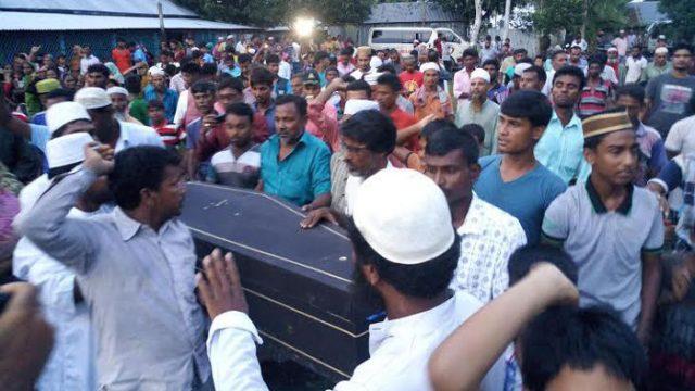 Rupa unheir body now buried his family রুপার বেওয়ারিশ লাশ