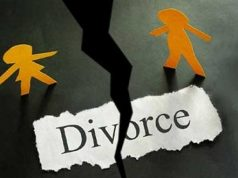 The rights that exist after the divorce