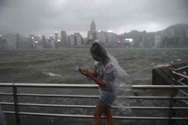 Typhoon killed in China killing 12