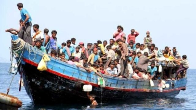 10 Rohingya bodies recovered from Naf river ১০ রোহিঙ্গার লাশ উদ্ধার