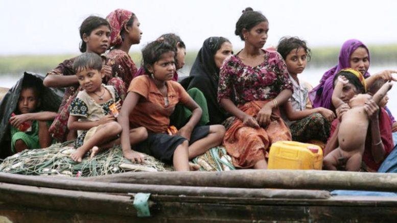 400 people killed in Rakhine violence, Myanmar army