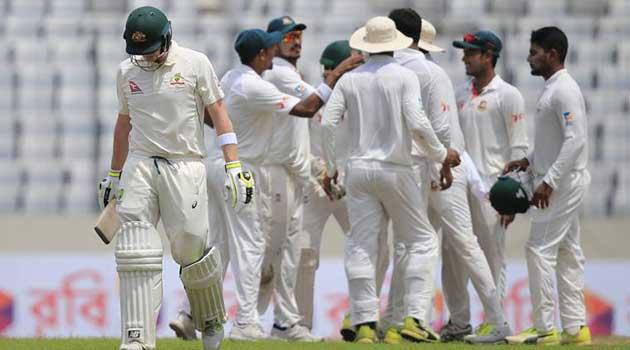 Bangladesh vs Australia 2nd Test