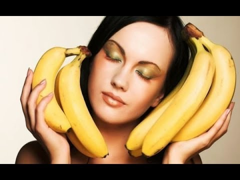 Hair care with banana