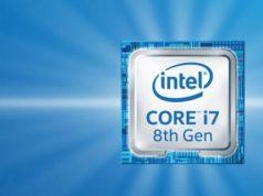Intel's new CPU for desktop computers