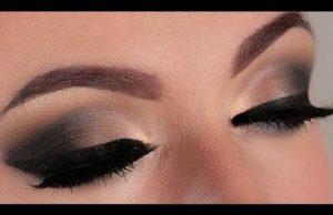 Long lasting eye make-up
