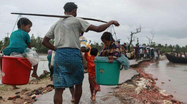 Myanmar's Rohingya status and Souci Nobel !!!