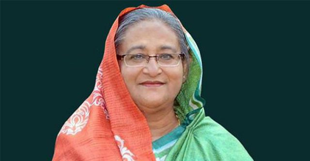 Sheikh Hasina nominated in the Nobel list for peace