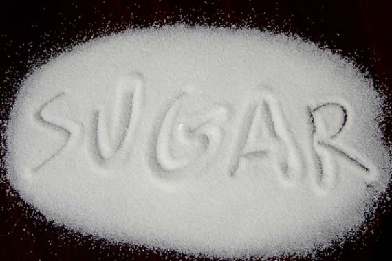Skin care with sugar