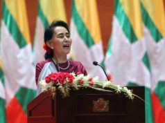 Suu Kyi addresses nation on Rohingya violence