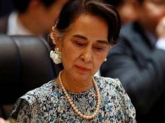 Suu Kyi honored postponement