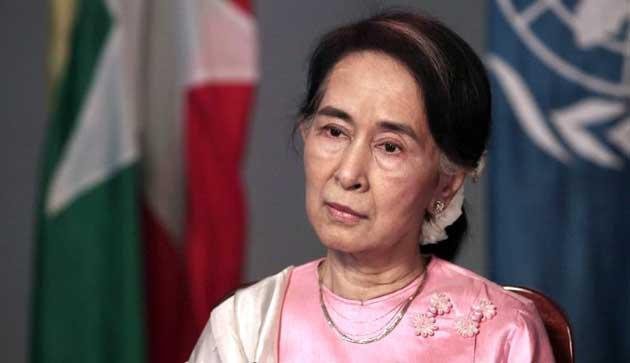 Suu Kyi says all in Rakhine Rohingya are defended