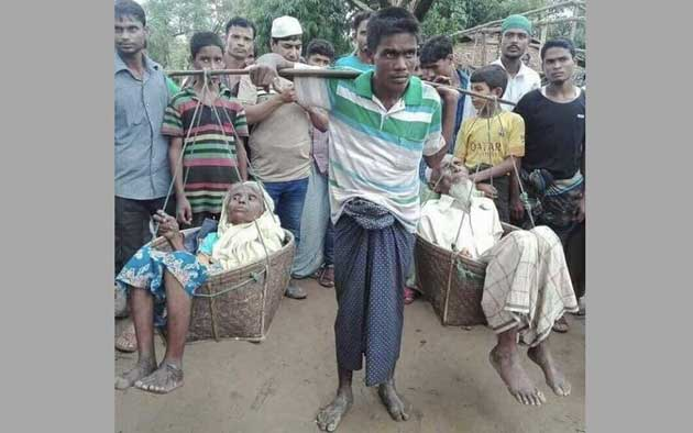 World humanity is silent about rohingya issue