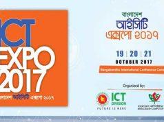 Bangladesh ICT Expo 2017 is opening tomorrow