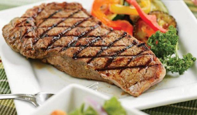 Beef stake-recepie