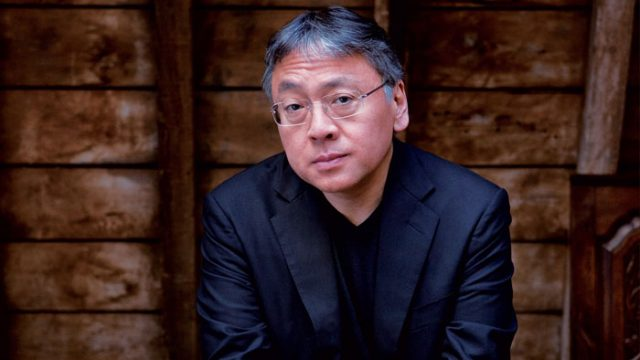 British writer Kazuo Ishiguro receives Nobel in Literature