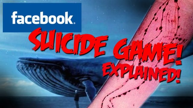 Panic over world online suicide game Blue Whale