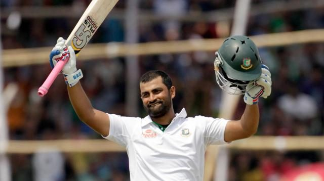 Tamim is not in the second Test in South Africa