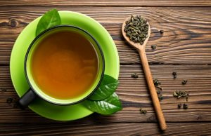 Tea for skin