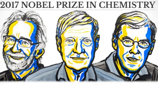 Three scientists found Nobel in chemistry