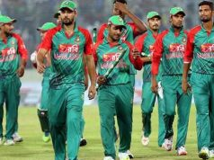 Today is the last ODI against South Africa