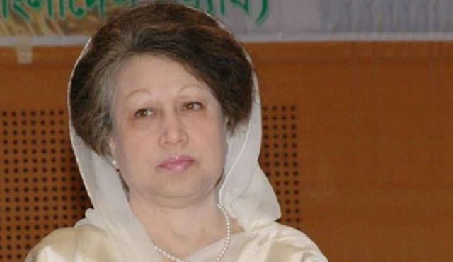 Warrant for war against Khaleda Zia in two cases