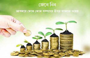 Zakat obligatory on which property