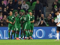 Argentina in the downfall of Nigeria