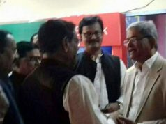 Cadar-Fakhrul has seen at the airport