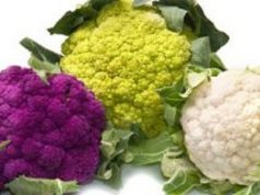 Cauliflower cure for cure diseases