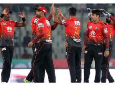 Comilla has emerged as the top of the table to win the match