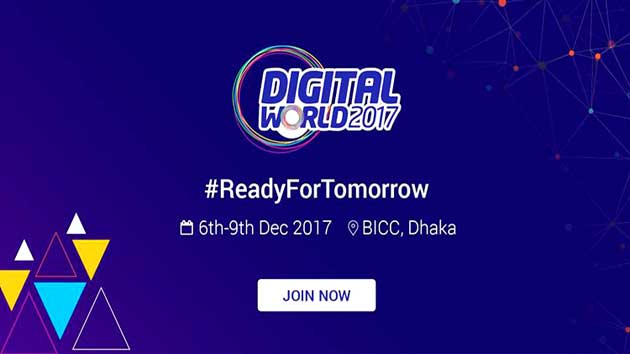 Digital World-2017 starts on 6th December