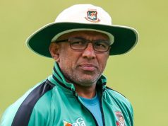 Hathurusinghe submitted the resignation