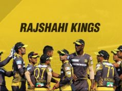 Rajshahi Kings won the toss and elected to bat